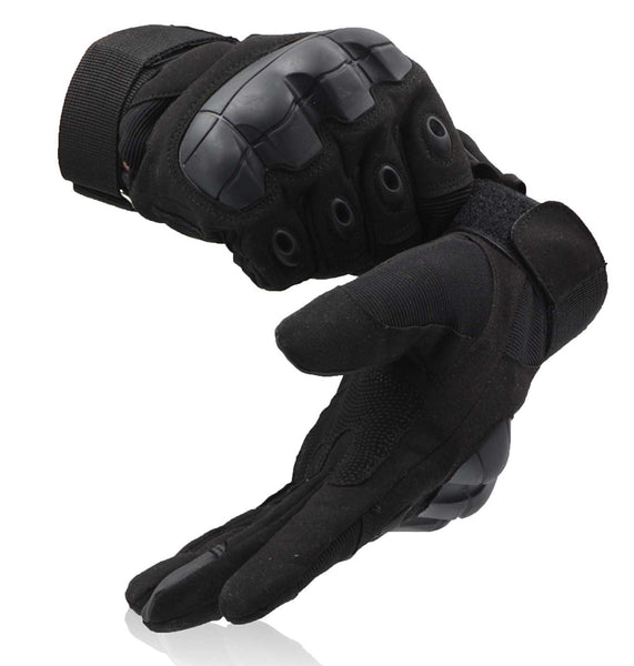 OMGAI Men's Tech Touch Gloves Full Finger Smart Gloves for Motorcycle Off-road Racing Cycling Camping Outdoor Sports
