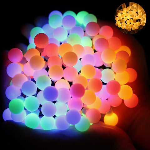 Ball Fairy Lights, OMGAI