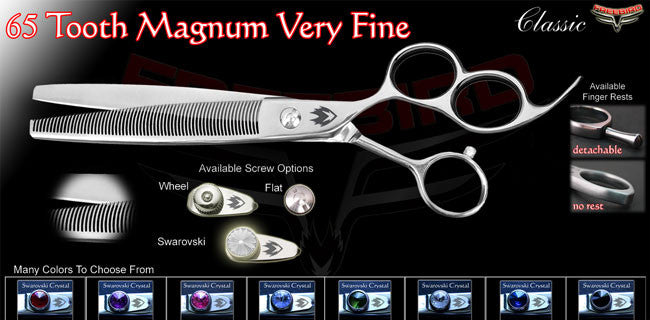 3 Hole 65 Tooth Magnum Thinning Shears