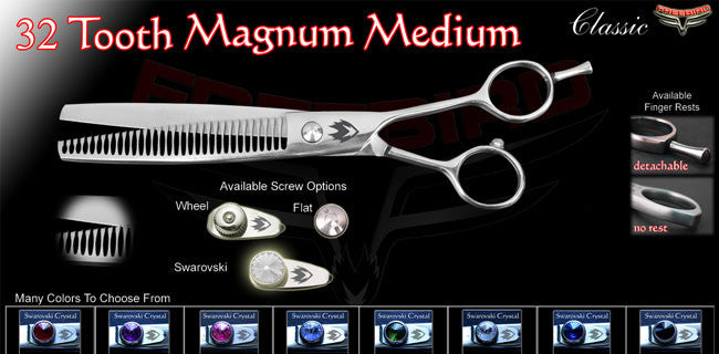 32 Tooth Magnum Thinning Shears