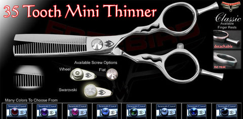 35 Tooth Thinning Shears Straight