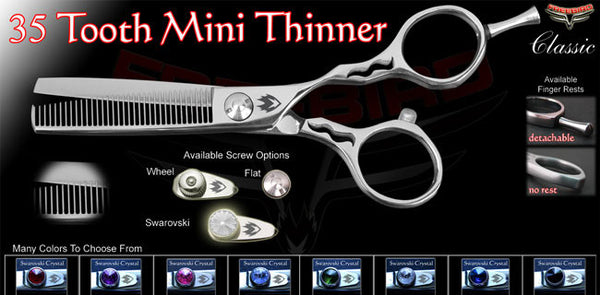 35 Tooth Thinning Shears
