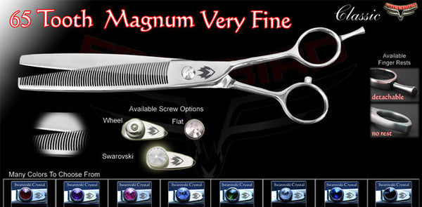 65 Tooth Magnum Thinning Shears