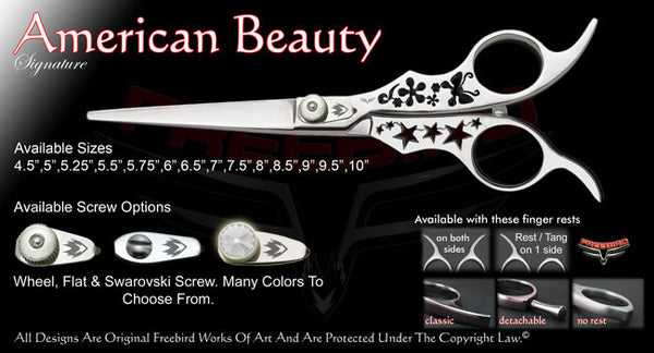American Beauty Straight Signature Hair Shears