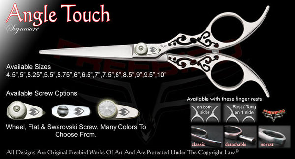 Angel Touch Straight Signature Hair Shears