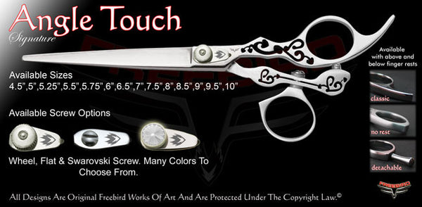 Angel Touch Swivel Thumb Signature Grooming Shears