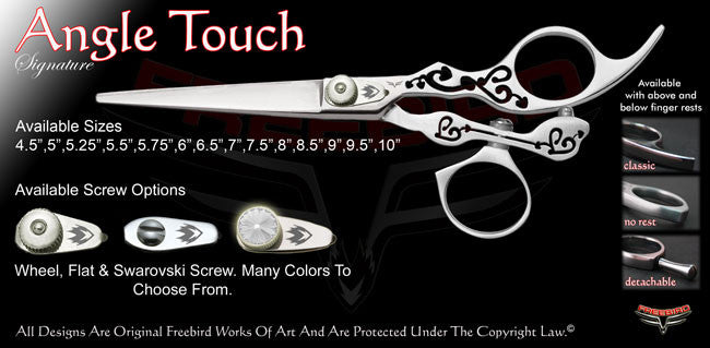Angel Touch Swivel Thumb Signature Hair Shears