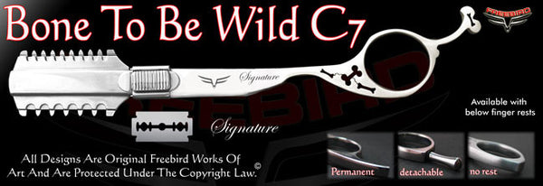 Bone To Be Wild C7 Hairshaper