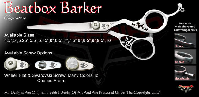 Beatbox Barker Signature Hair Shears