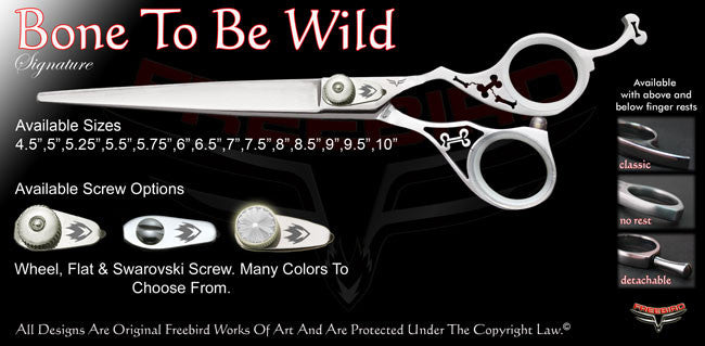 Bone To Be Wild Signature Grooming Shears