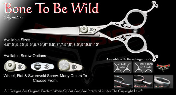 Bone To Be Wild Straight Signature Hair Shears
