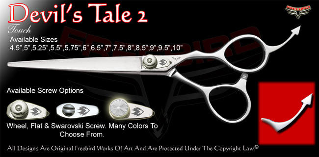 Devil's Tale 2 Touch Grooming Shears