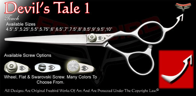 Devil's Tale Touch Grooming Shears