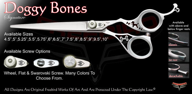Doggy Bones Signature Grooming Shears