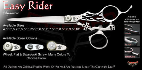 Easy Rider Swivel Thumb Signature Grooming Shears