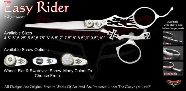 Easy Rider Swivel Thumb Signature Hair Shears