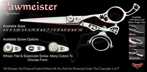 Pawmiester Double Swivel Thumb Signature Hair Shears