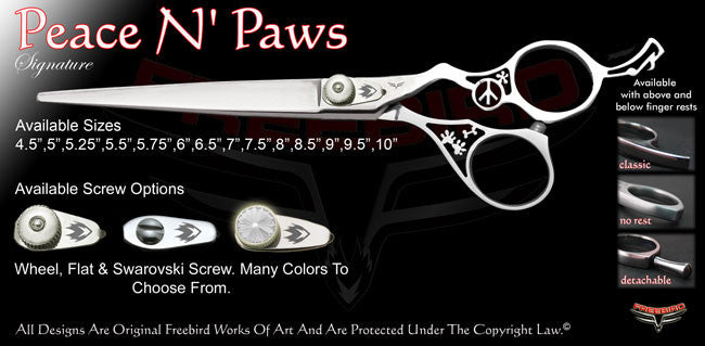 Peace N Paws Signature Grooming Shears
