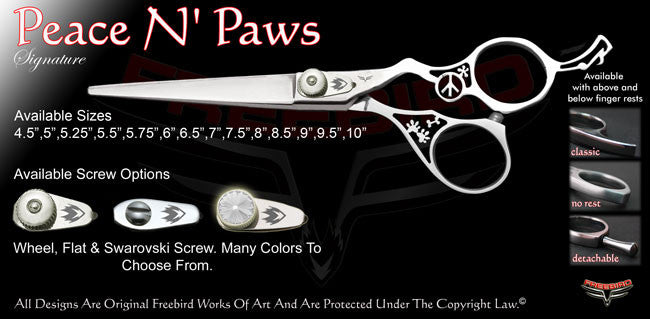 Peace N Paws Signature Hair Shears