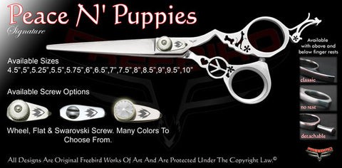 Peace N Puppies Signature Hair Shears