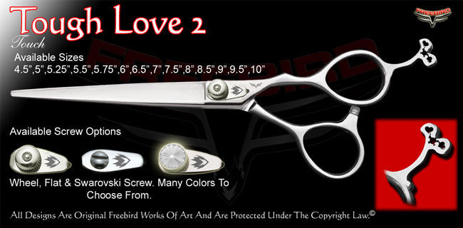 Tough Love 2 Touch Grooming Shears