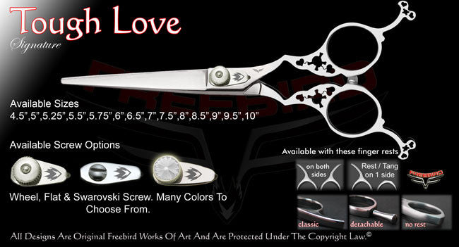 Tough Love Straight Signature Hair Shears