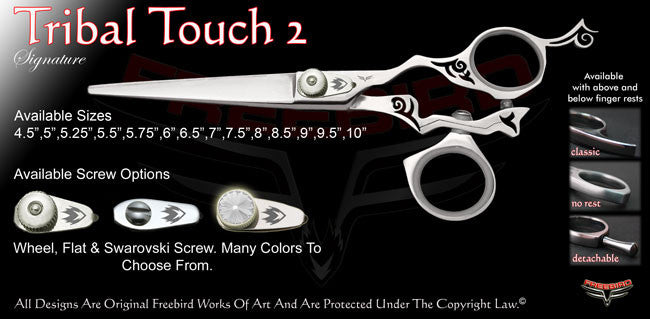 Tribal Touch 2 Swivel Thumb Signature Hair Shears