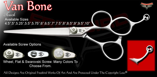 Van Bone 3 Hole Touch Grooming Shears