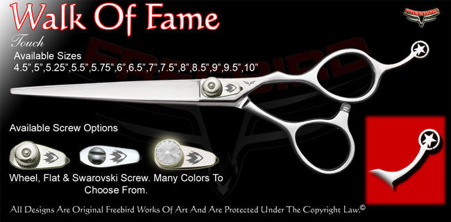 Walk Of Fame Touch Grooming Shears