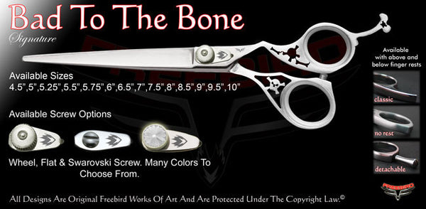 Bad To The Bone Signature Grooming Shears