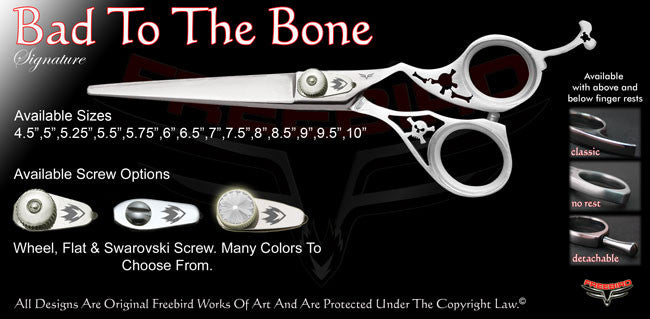Bad To The Bone Signature Hair Shears