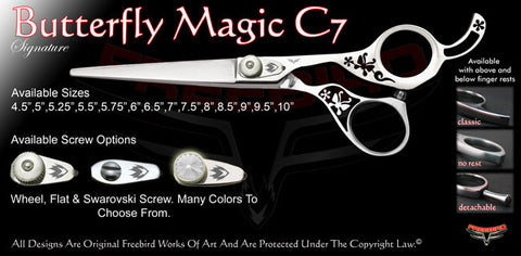 Butterfly Magic C7 Signature Hair Shears