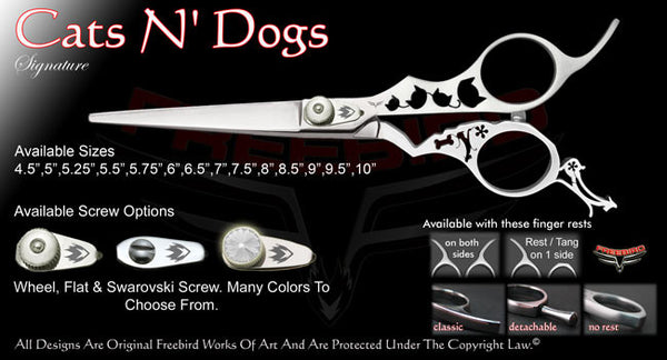 Cats N Dogs Straight Signature Hair Shears