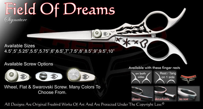 Field Of Dreams Straight Signature Hair Shears