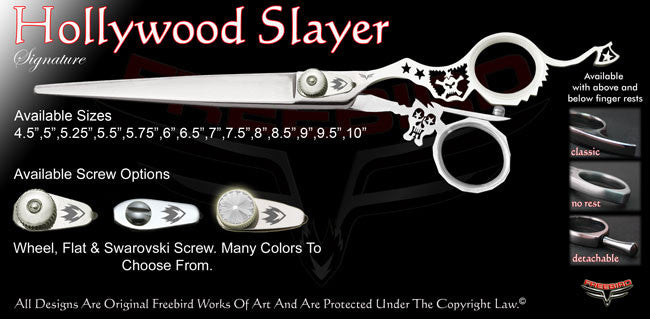 Hollywood Slayer Signature Grooming Shears