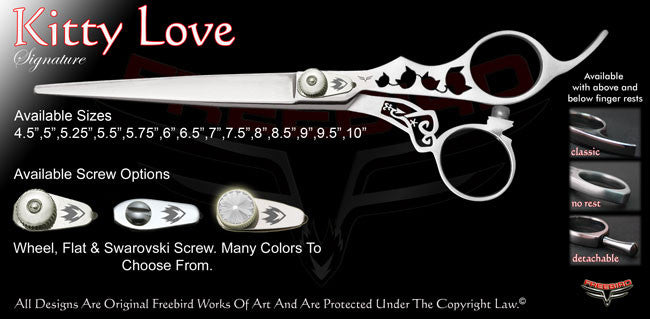 Kitty Love Signature Grooming Shears