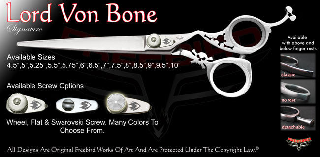 Lord Von Bone Signature Grooming Shears