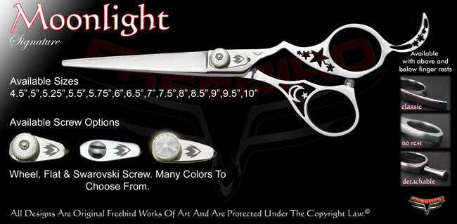Moonlight Signature Hair Shears
