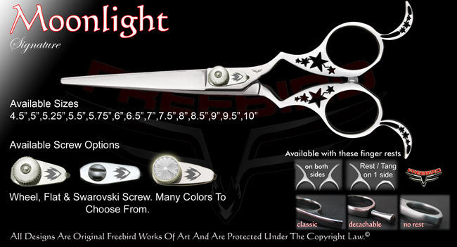Moonlight Straight Signature Hair Shears