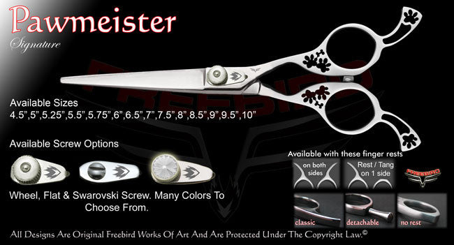 Pawmeister Straight Signature Hair Shears