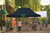 ShelterLogic 22553 10 ft. x 15 ft. Pro Pop-up Canopy Straight Leg Black Cover - ShelterMall - 2