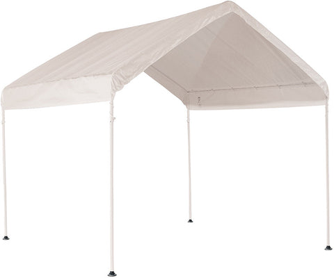 ShelterLogic 23521 Max AP 10 ft. x 10 ft. White Canopy - ShelterMall - 1