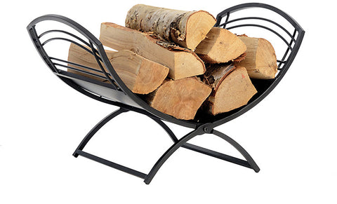 ShelterLogic 90392 Hearth Accessories Fireplace Classic Log Holder - ShelterMall - 1