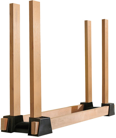 ShelterLogic 90460 Lumber Rack Firewood Bracket Kit - ShelterMall - 1