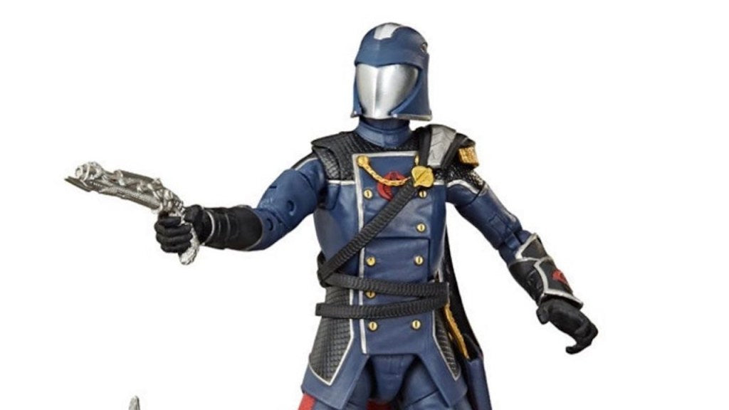Hasbro: G.I. Joe Classified Series Cobra Commander!