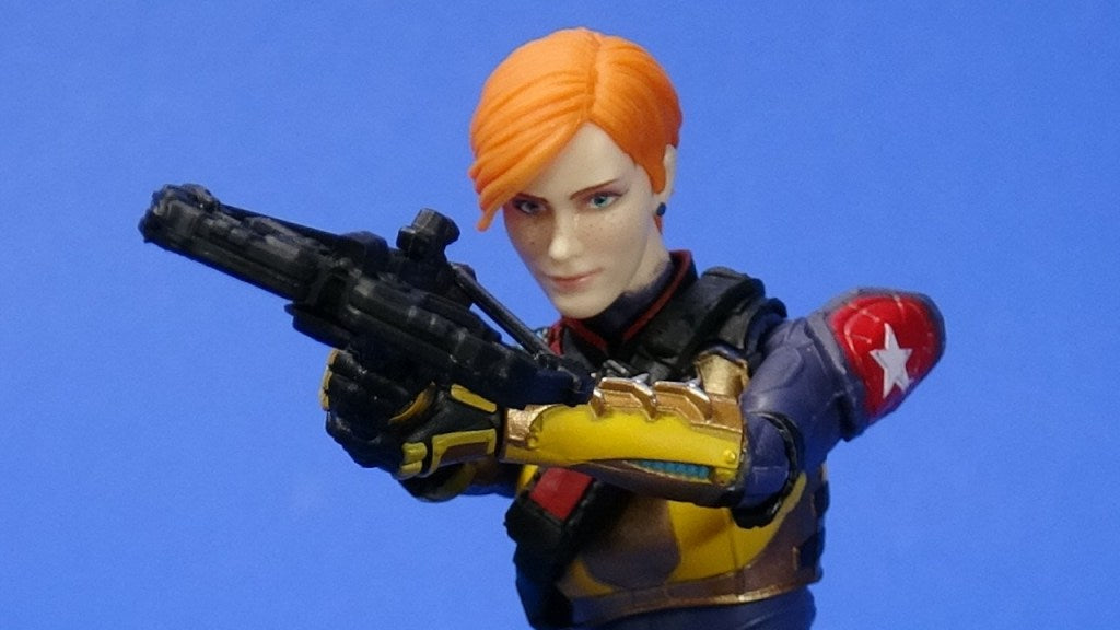 Hasbro: G.I. Joe Classified Series Scarlett Video and Quick Pics