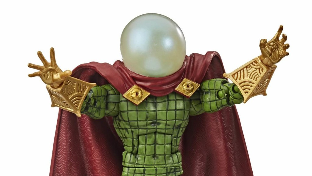 Hasbro: New Fan Channel Marvel Legends Mysterio Promo Images