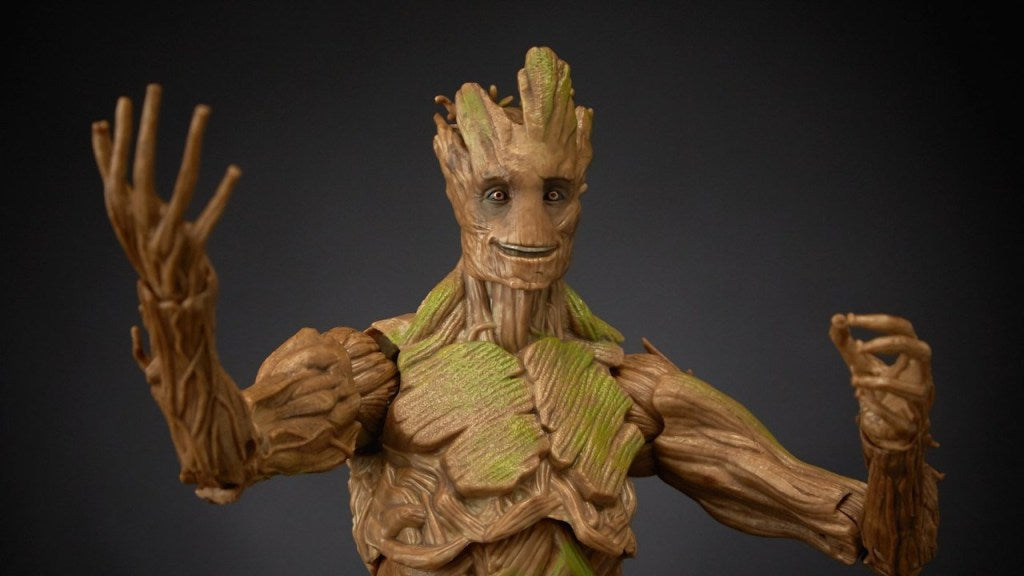 Hasbro: Fan Channel Marvel Legends Groot Promo Images and Pre-Order