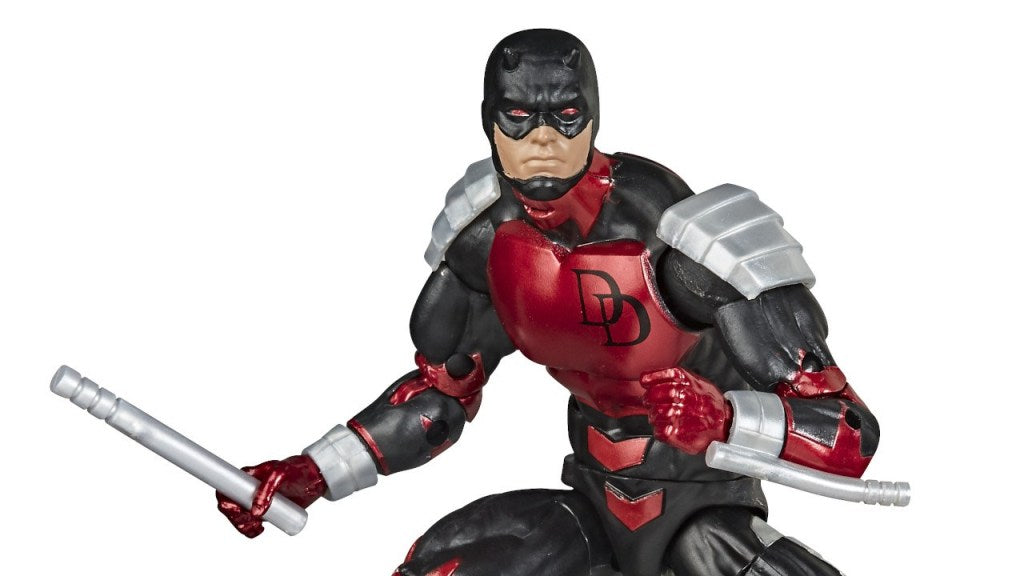 Hasbro: Fan First Friday Marvel Legends Promo Images!