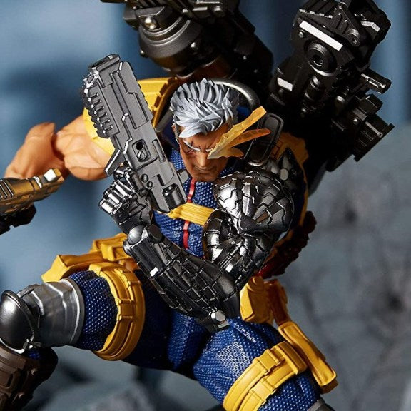 Kaiyodo: Amazing Yamaguchi Marvel Cable Official Solicitation Pics and Pre-Order Info